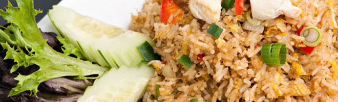 | Gebratene Reis
